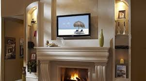 tv tv wall mounting ideas wonderful mid sized living room idea with marble floors and