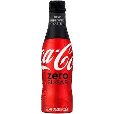 coca cola zero inhalt