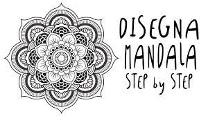 Come Disegnare Un Mandala Passo A Passo Per Principianti Facile