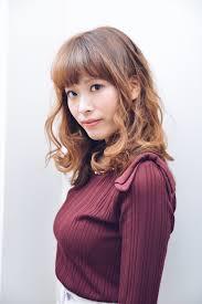 ヘアスタイルショートバングカール Shingosasakicom縮毛矯正に特