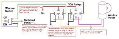 rewiring power windows to always work miata turbo forum boost how to wire power windows to a toggle switch at Power Window Electrical Diagram