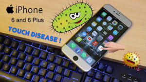iPhone 6 and 6 Plus TOUCH DISEASE