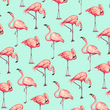Flamingo Pattern Delectable Flamingo Pattern Blue Leggings By Kellygilleran Society48