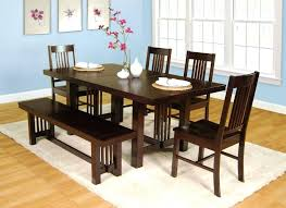 bench seat dining table set round dining table set for 6 white wood dining room chairs