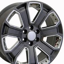 All Chevy chevy 22 inch rims : Wheels for Trucks