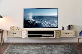 Floating Tv Stand Furniture Comfy Floating Tv Stand For Home Furniture Ideas With