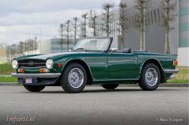 used triumph tr6 ad year 1975 12121