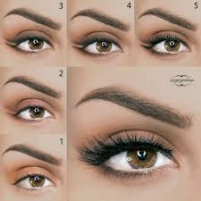 everyday makeup tutorial and 8211 5 simple steps for you see more