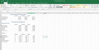 Financial Model Excel Spreadsheet What Is Microsoft Excel And What Does It Do