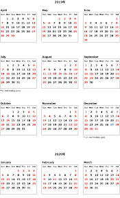 Calendar Of Office Days Toshiba Materials