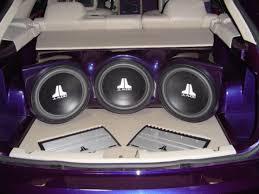custom car audio car audio