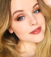 golden glow makeup