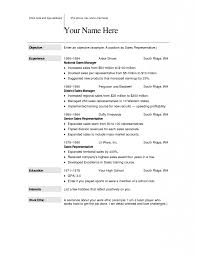 Professional Resume Formats Free Download - Nhtheatre.org