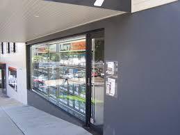 office door with window. Commercial Aluminium Windows And Frameless Doors For Toronto. FIN Office Door With Window
