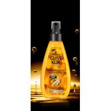 Отзывы о <b>Масло</b>-<b>спрей для волос</b> Schwarzkopf Gliss Kur Oil ...