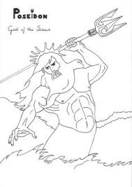 Small Picture ancient greek gods heroes coloring pages Printables