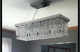rectangular crystal chandelier image detail for modern rectangular crystal chandelier chandelier rectangular crystal chandelier uk
