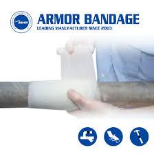 fiber fix leaky pipe fiber glass pipe repair tape