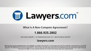 noncompete contracts lawyers com