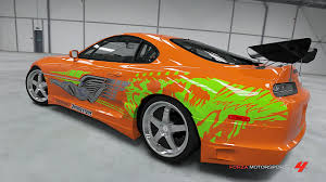 Toyota Supra Fast And Furious 2 - image #147