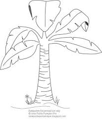 Small Picture Banana Tree Coloring Page Coloring Pages amp Pictures IMAGIXS