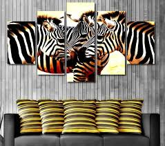 2018 hd printed zebra mane painting on canvas room decoration print poster picture canvas oil painting abstract green from solutionwinni 36 98 dhgate