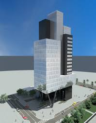 office block design. The 100-meter Ultra-modern Luxurious Office Tower Is Adjacent To MOR Medical Institute On Jabotinsky Road And Ben Gurion Intersection. Block Design G