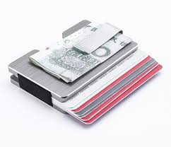 Includes and adjustable elastic band for up to 20 cards. China Casekey Rfid Block Custom Wallet Metal Aluminum Bank Men Credit Card Holder China Card Holder And Credit Card Holder Price