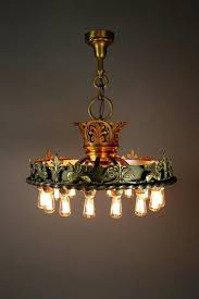 bare bulb chandelier a superb and extremely rare commercial grade bare bulb chandelier in modern bare