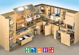 Ergonimc Kitchen