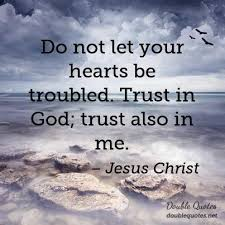 Trust In The Lord Quotes Magnificent Famous Jesus Christ Quotes About Trust Also In Me Golfian