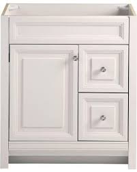vanity cabinet only. Fine Vanity Vanity Cabinet Only In Cream BHSD30CR On 0
