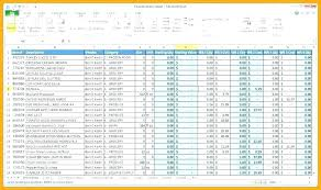 excel asset management server inventory template excel computer list application fixed