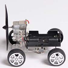 INSMA <b>MINI 4-wheel Windmilling DIY</b> Robot- Buy Online in Albania ...