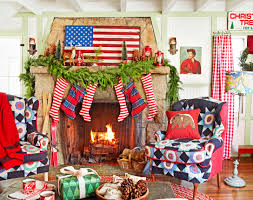 Living Room Christmas Decorating 100 Country Christmas Decorations Holiday Decorating Ideas