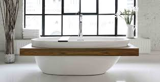 modern stand alone bathtub ideas