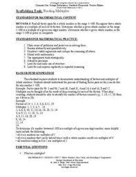 Hundreds Chart Patterns Lesson Plans Worksheets