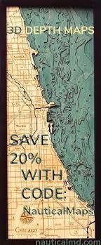 Nautical Wood Charts Save 20 On 3d Nautical Wood Charts With Code Nauticalmaps