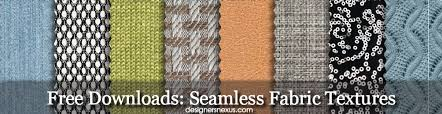 Free Seamless Textures Free Cloth Fabric Textures for Fashion Design