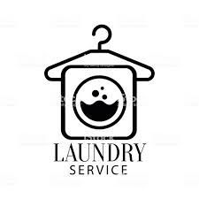 drying clothes clipart black and white. Perfect White Black And White Sign For The Laundry Dry Cleaning Black And White Sign  For The Drying Clothes Clipart D