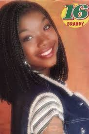brandy young 1994 | 90s makeup, Hair makeup, Brandy