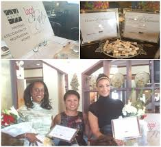 star s corner it s time to celebrate local chapters honored crystal and her team celebrated napw women achievements during a delicious luncheon the event featured special guest honorees megan wessels ceo