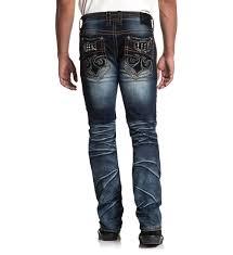 Affliction Jeans Size Chart Affliction Mens Ace Fleur Figaro Denim