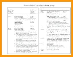 Examples Of 2 Page Resumes 100 Page Resume Examples Two Page Resume Examples Can Resumes Be Two 51