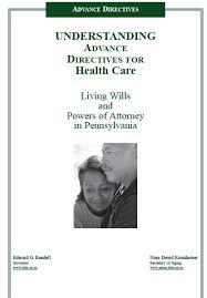 Free Pennsylvania Medical Power Of Attorney Form – Pdf Template