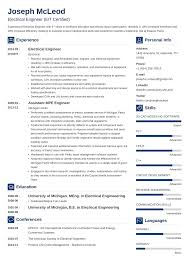 Electrical Engineering Sample Resumes Sample Resume For An Electrical Engineer India Format