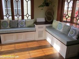 eating nook furniture. Bench Upholstered Dining Banquette Kitchen Corner Scheme Breakfast Nook Plans Eating Furniture