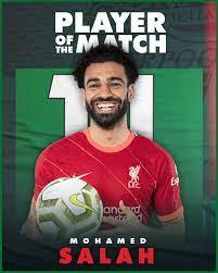 الجماهير تختار محمد صلاح الأفضل فى مباراة ليفربول اليوم أمام نورويتش -  اليوم السابع