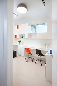 Contemporary Office Designs Unique Detailed Minimalism By DKOR Interiors Minimalism Interiors And