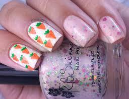 Easter Nail Art - Manicured & Marvelous
